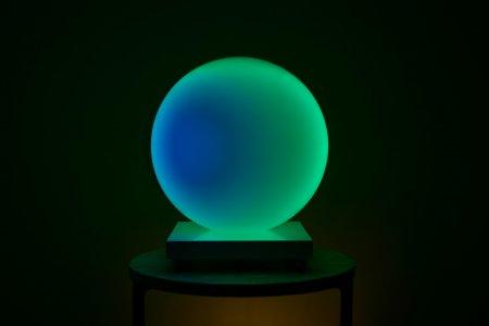 Therapeutic mood lighting: SensoSphere from Sensortech, Canada.