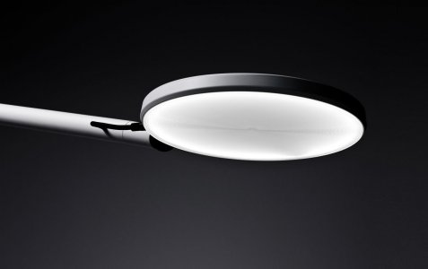 An Avveni lamp.