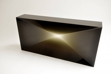 California Sunshine Andy Martin Black Table