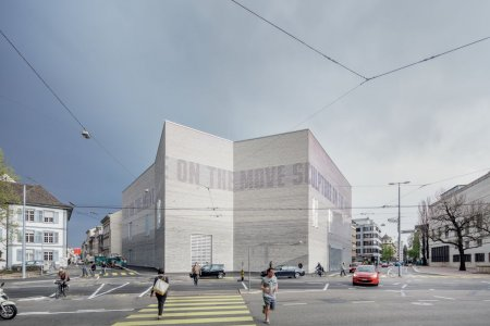 The facade of the new extension to the Kunstmuseum in Basel/CH has received a number of awards and special mentions. For some time it has been a topic of debate as to whether this project can actually be classified as a media facade.