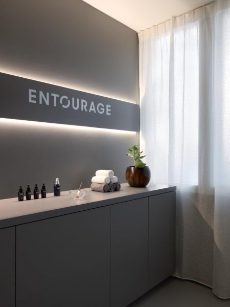 Entourage beauty clinic in Lausanne/CH.
